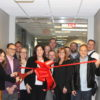 NJ office ribbon cutting
